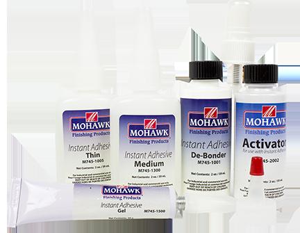 Mohawk Industrial Grade Instant Adhesive Ca Glue M745 1241