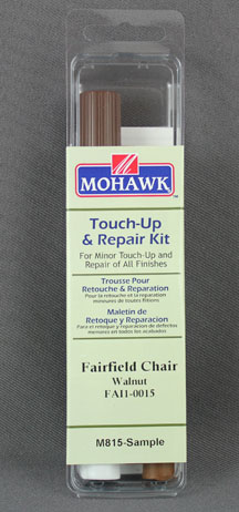 Fairfield Chair Touch-Up Program