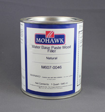 Water Base Paste Wood Filler
