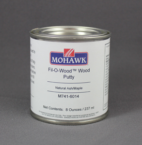 Fil-O-Wood� Wood Putty and Solvent